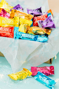 Cadbury Roses Chocolate Box