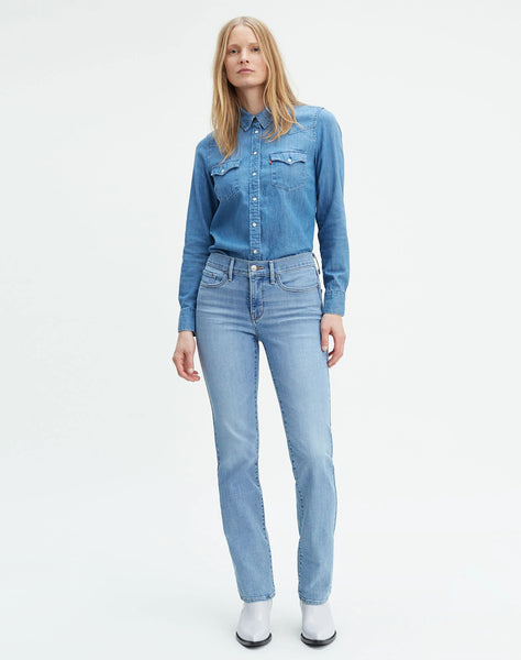314 Shaping Straight Women's Jeans Indigo Party - Light Wash