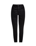 314 Shaping Straight Women's Jeans Soft Black