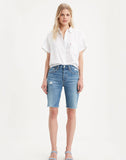 501� Long Shorts Athens Sights Medium Wash