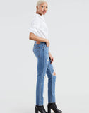 501® Skinny Women's Jeans Nice As Pie - Medium Wash