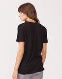 Tissue Relaxed V Neck Tee