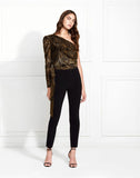 Mel New Crepe Cropped Pants