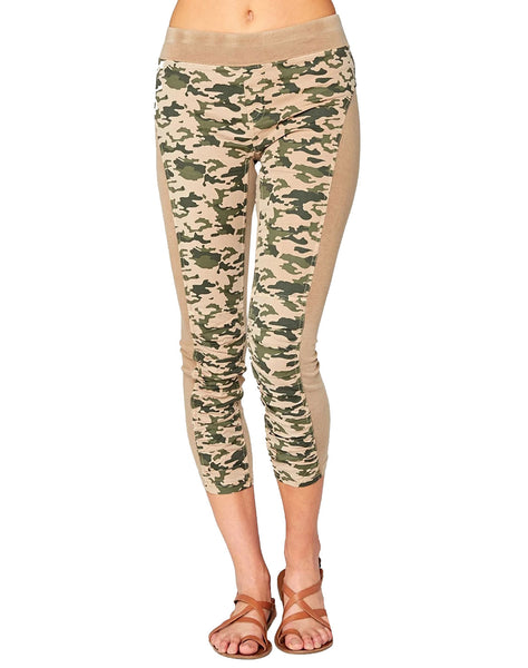 Jetter Crop Legging.