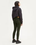720 High Rise Super Skinny Colored Women's Jeans Rosin - Green