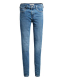 720 High Rise Super Skinny Women's Jeans Blue Bird
