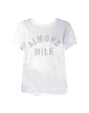 ALMOND MILK — T-Shirt