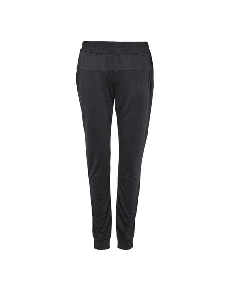 April Black Trousers - Black