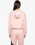 Arua Scuba Sweatshirt - Rose Quartz