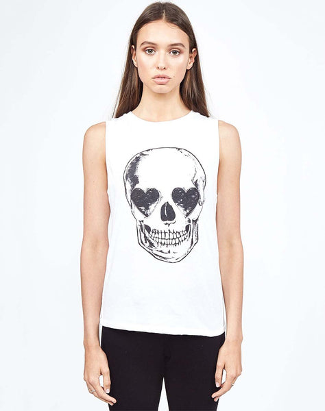 Ashlin Heart Eye Skull