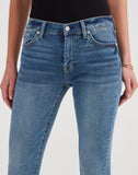 B(air) Authentic Denim Ankle Skinny With Spliced Hem In Fortune