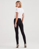 B(air) Denim High Waist Skinny in Black