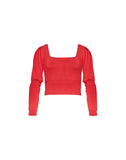 Bijou Square Neck Sweater