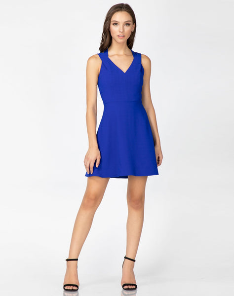 Blaine Fit and Flare Dress