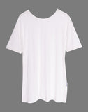 Bleach White - Oversized Tee