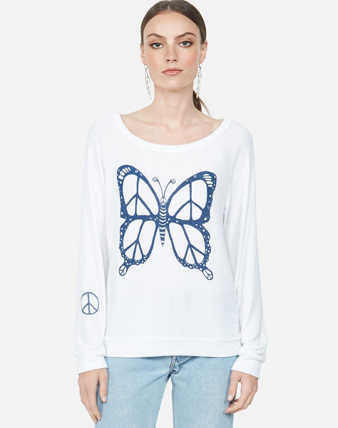 Brenna Peace Butterfly.