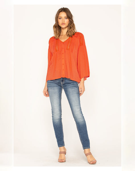 Bright Heart Blouse