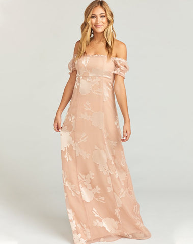 Brittany Maxi Dress ~ Otherwise Engaged