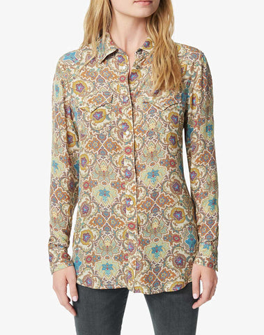 Brocade Buttondown Shirt