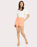Cady Aria Button Short