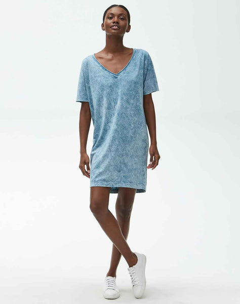 Cara Acid Wash Dress