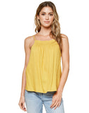 Carrine Smocked Cami