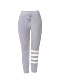 Cashmere Stripe Sweats