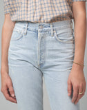 Charlotte Crop High Rise Straight Fit in Wild One