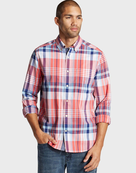 Classic Fit Shirt in Plaid