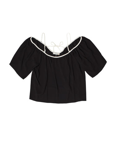 Cold Shoulder Swiggy Top