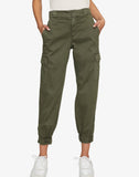 Commander Cargo Pant Army Green