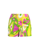 Cotton Spandex Shorts - The Shorty