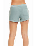 Cozy Knit Drawstring Lounge Short