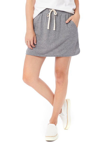 Dolphin Eco-Jersey Skirt