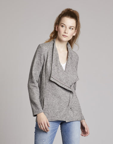 Downtown Zip Front Jacket