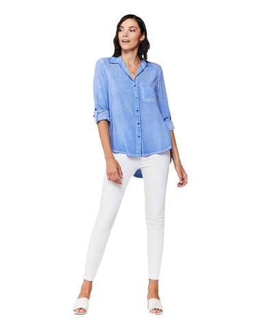 Elisa Dirty Provence Button-up Shirt