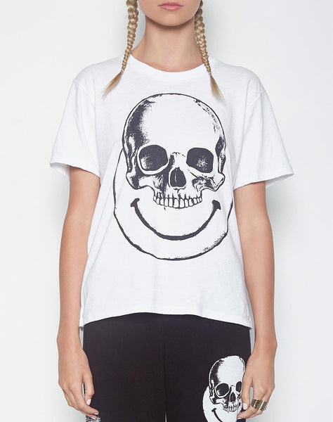 Evie Happy Skull