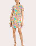 Floral Sequins Bea Dress