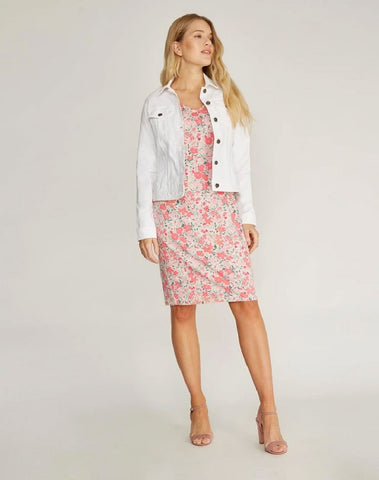 Flower Show Print Milly Dress