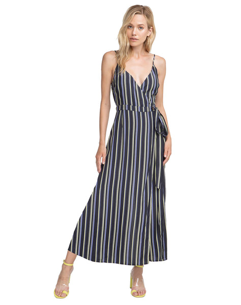 Frances Striped Jumpsuit