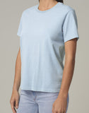 Frankie Classic T Shirt In Acqua