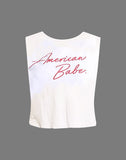 AMERICAN BABE - The Lili Crop