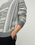 Graphic Fairisle Jumper