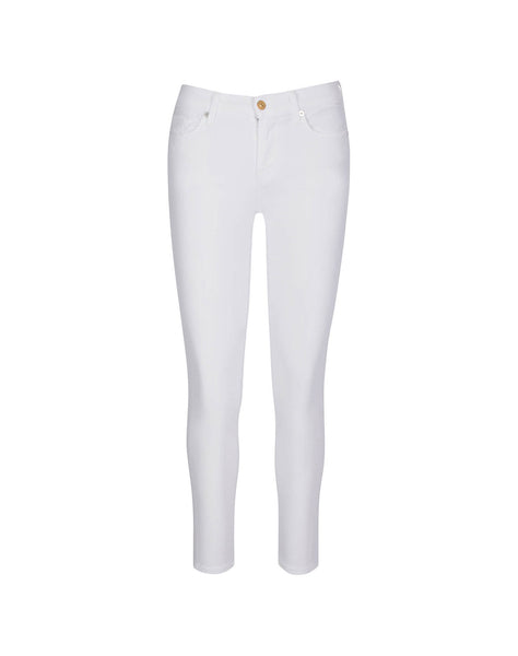 Gwenevere Ankle Skinny in White