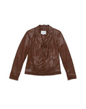 Faux Leather Hazel Jacket