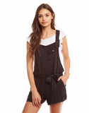 Heirloom Wovens Flouncy Shortalls W Tie