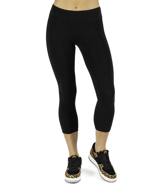 High Waist Slim Racer Stripe Legging