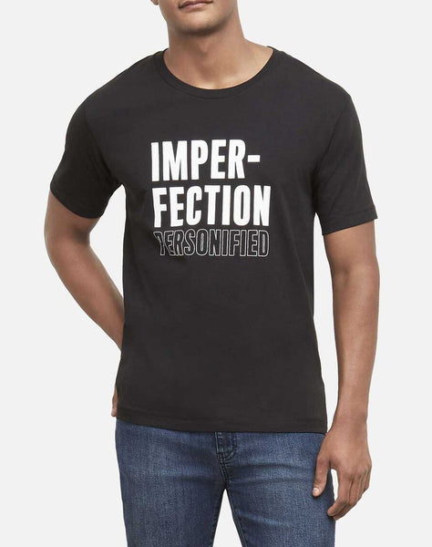 Imperfection Personified Graphic Tee