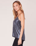 In The Moonlight Sequin Top