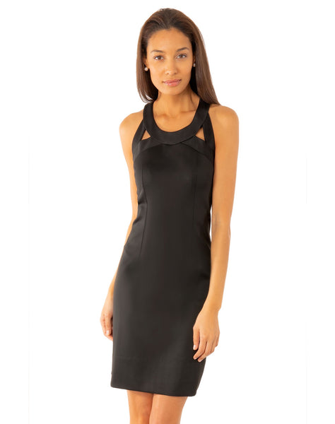 Jersey Isosceles Dress - Solid